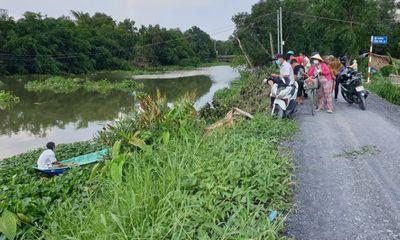 Đi câu cá, kinh hãi phát hiện thi thể dưới sông: 2 tay nạn nhân nhiều hình xăm