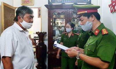 Vì sao nguyên Phó Chủ tịch tỉnh Phú Yên Nguyễn Chí Hiến bị bắt?