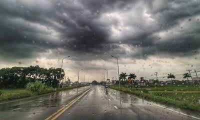 Tin tức dự báo thời tiết mới nhất hôm nay ngày 6/6: Bắc Bộ có mưa to và dông