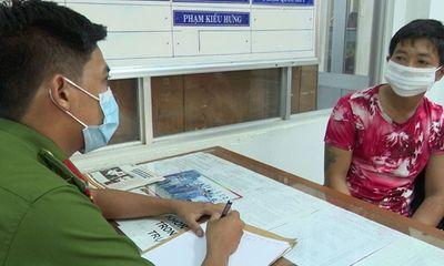 Vụ nữ công nhân bị giật dây chuyền trong lán trại: Bắt khẩn cấp 2 nghi phạm