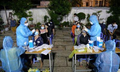 Ca nghi nhiễm Covid-19 tử vong trên đường chuyển viện là người bán bánh mì ở Gò Vấp