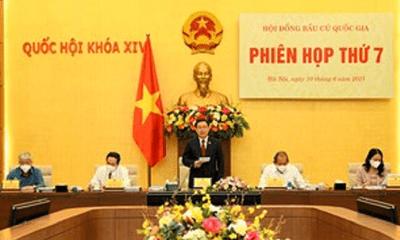 Công bố danh sách 499 đại biểu Quốc hội khóa XV