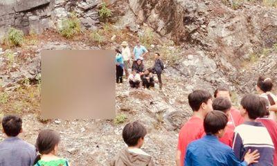 Trượt chân ngã xuống núi đá ở Sa Pa, bé gái 4 tuổi tử vong thương tâm