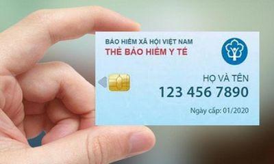 Từ ngày 1/7, những ai được cấp thẻ bảo hiểm y tế miễn phí?
