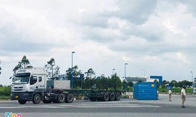 Tin tức tai nạn giao thông ngày 15/6/2021: Người phụ nữ chết thảm dưới bánh xe tải trên quốc lộ