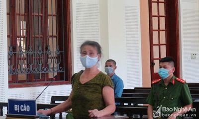 Người đàn bà 62 tuổi ở Nghệ An siết cổ, đánh chồng tử vong lĩnh án