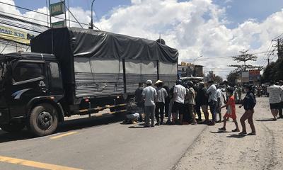 Tin tức tai nạn giao thông ngày 17/6/2021: Bị cuốn vào gầm xe tải, người đàn ông tử vong tại chỗ