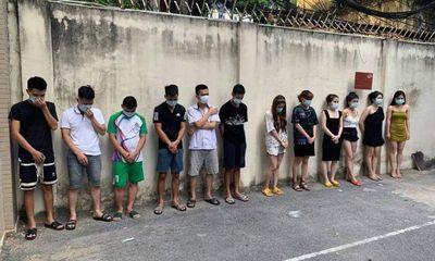 Tin tức pháp luật ngày 18/6: Đột kích karaoke Golf Family, phát hiện 42 người đang