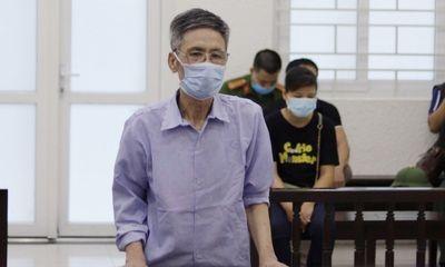 Lời nói sau cùng của gã đàn ông 61 tuổi sát hại vợ bằng 20 nhát dao ở Hà Nội