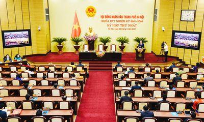 2 tân Phó Chủ tịch HĐND TP Hà Nội vừa được bầu là ai?