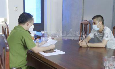 Diễn biến mới nhất vụ trải chiếu, bật nhạc đám ma để ép con nợ trả tiền ở Bắc Giang