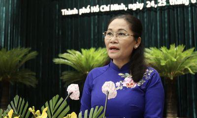 Chân dung nữ Chủ tịch HĐND TP.HCM vừa tái đắc cử