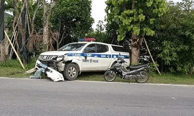 Tin tức tai nạn giao thông ngày 27/6: Va chạm với xe CSGT, nữ sinh Hải Dương tử vong