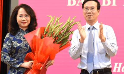 Chân dung nữ Phó Chánh Văn phòng Trung ương Đảng vừa được bổ nhiệm