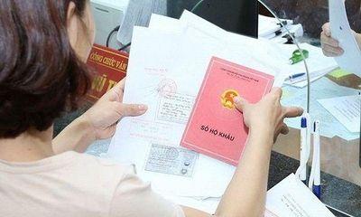 Công an Hà Nội ra văn bản hỏa tốc việc dừng tiếp nhận hồ sơ đăng ký thường trú từ hôm nay