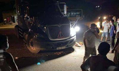 Tin tức tai nạn giao thông ngày 2/7: Người đàn ông tử vong sau va chạm với xe đầu kéo