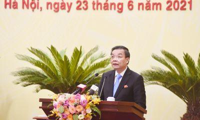 Thủ tướng phê chuẩn Chủ tịch, Phó Chủ tịch UBND TP. Hà Nội