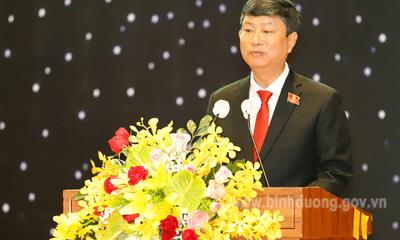 Tân Chủ tịch UBND tỉnh Bình Dương vừa được bầu là ai?