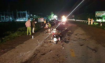 Tin tức tai nạn giao thông ngày 9/7: Xe máy đấu đầu kinh hoàng trong đêm mưa, 1 người tử vong
