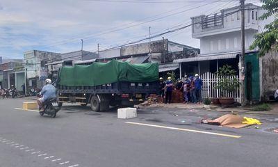 Tin tức tai nạn giao thông ngày 10/7/2021: 2 người phụ nữ tử vong thương tâm sau va chạm