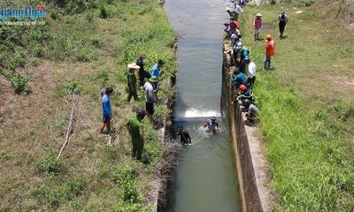 Phát hiện thi thể cô gái 27 tuổi dưới kênh nước