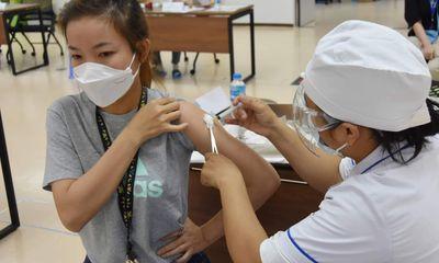 Bộ Y tế thông tin về việc tiêm 2 mũi vắc xin COVID-19 khác loại