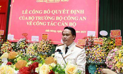 Tân Giám đốc Công an tỉnh Đắk Nông vừa được bổ nhiệm là ai?