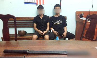 Cảnh sát Đà Nẵng nổ súng, truy đuổi nhóm côn đồ qua nhiều tuyến phố như phim hành động
