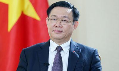 Ông Vương Đình Huệ được đề cử để bầu giữ chức Chủ tịch Quốc hội khóa XV