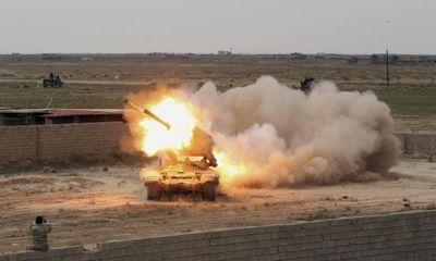 Tình hình chiến sự Syria mới nhất ngày 12/5:Quân đội Syria