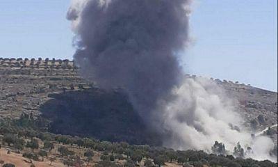 Tình hình chiến sự Syria mới nhất ngày 14/5:Nga phá hủy căn cứ dưới lòng đất của IS
