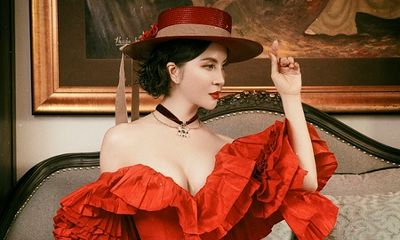 MC Thanh Mai hút mắt với vẻ đẹp trẻ quên tuổi khiến nhiều chị em ghen tỵ
