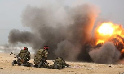 Tình hình chiến sự Syria mới nhất ngày 16/5:Lộ diện nhóm bí ẩn nã tên lửa vào Israel ở Cao nguyên Golan