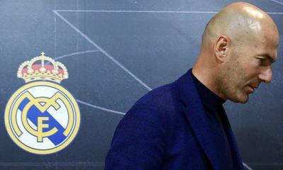 Zidane sẽ rời Real Madrid sau khi mùa giải hạ màn