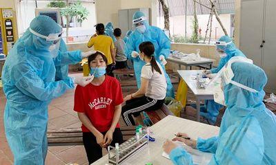 Việt Nam thêm 48 ca mắc COVID-19 trong nước trong chiều 18/5