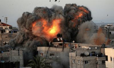 Tình hình chiến sự Trung Đông mới nhất ngày 20/5:50 tiêm kích Israel khai hỏa vào căn cứ ngầm của Hamas