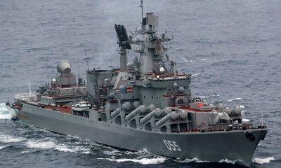 Tình hình chiến sự Syria mới nhất ngày 26/5/2021:Nga điều tàu tuần dương tên lửa