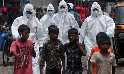 Gần 600 trẻ em Ấn Độ mất cả cha mẹ trong đợt
