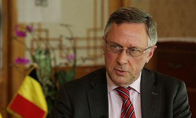 Đại sứ Bỉ tại Hàn Quốc bị triệu hồi sau bê bối tát nhân viên bán hàng của vợ