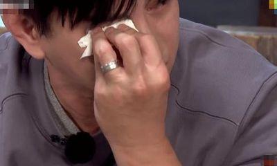 Ngô Kỳ Long khóc nức nở khi nhớ đến Tô Hữu Bằng và Trần Chí Bằng