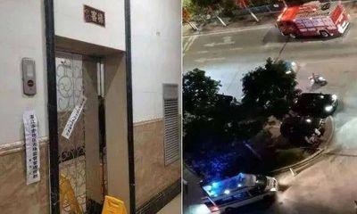 Thang máy chạy thẳng từ tầng 1 lên tầng 30 khiến người phụ nữ bên trong tử vong