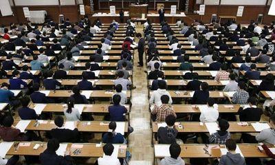 Kỳ thi khốc liệt nhất Trung Quốc lập kỷ lục số lượng thí sinh tham dự