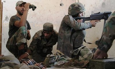 Tình hình chiến sự Syria mới nhất ngày 6/6:IS tấn công quân đội Syria trên nhiều mặt trận