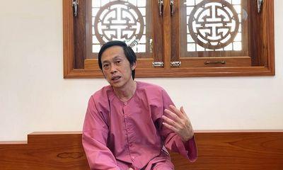 Hoài Linh rút lui khỏi Thách thức danh hài sau ồn ào tiền từ thiện