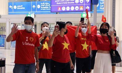 Người hâm mộ cần chi bao nhiêu tiền để sở hữu tấm vé xem ĐT Việt Nam thi đấu ở UAE?