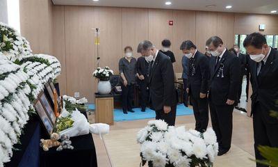 Tổng thống Hàn Quốc công khai xin lỗi về cái chết của nữ sĩ quan bị tấn công tình dục