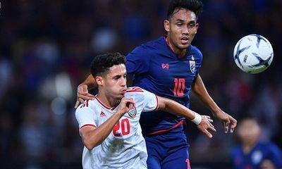 UAE vs Thái Lan (23h45 ngày 7/6): Việt Nam chờ tin vui từ người Thái