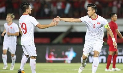 Việt Nam vs Indonesia: Phải giành 3 điểm, giữ chắc ngôi đầu