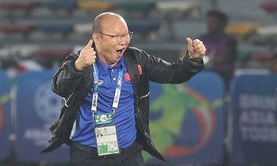 Báo Hàn: Đội tuyển Việt Nam dưới thời ông Park luôn viết nên lịch sử