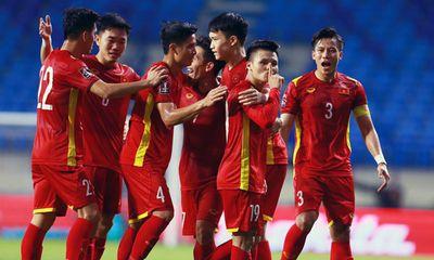 Tuyển Việt Nam có cơ hội lọt top 80 thế giới sau trận thắng tưng bừng trước Indonesia